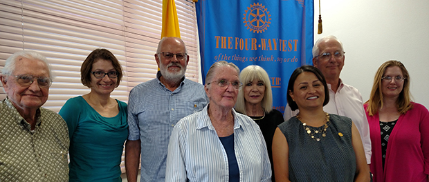 Silvery City Rotary Club Board