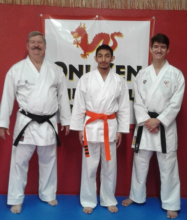 teddy muniz orange belt rs