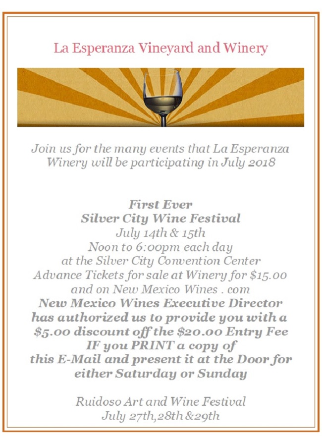 silver city wine festival rs