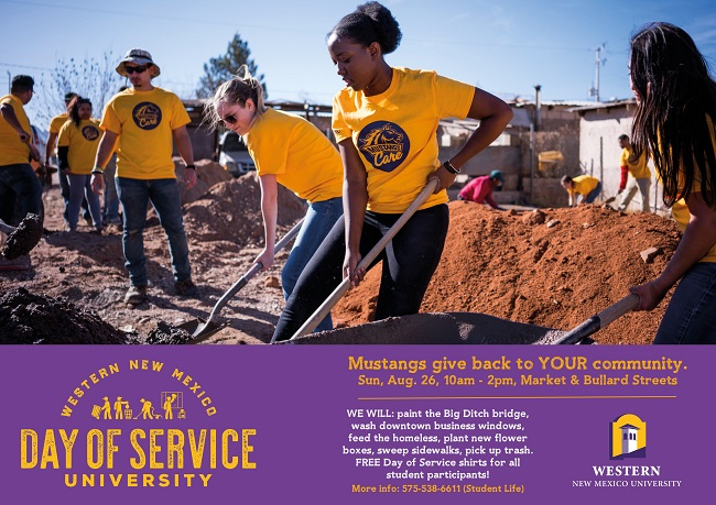 wnmu day of service rs