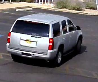 UPDATE: FBI releases photos of getaway vehicle used in