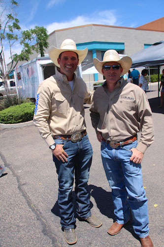 2019 Wild Wild West Pro Rodeo Reception At 1st New Mexico Bank 061319