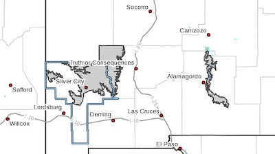 freeze warning for rest of area 102519