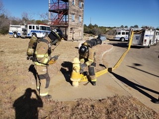 tosc fire training 1
