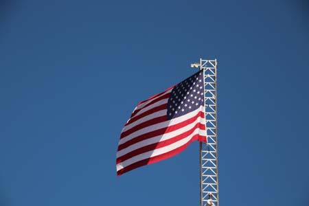 20th anniversary of 9-11 Ceremony at WNMU 091121