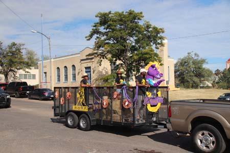 WNMU Homecoming Parade 092521