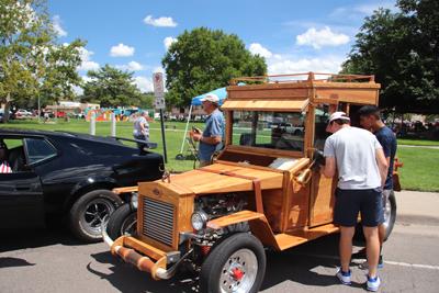 Copper Cruizers car show 2021