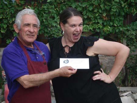 La Esperanza Winery 12th anniversary 091821