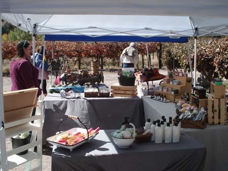 La Esperanza Vineyard and Winery holds Fall Art and Wine Extravaganza 102321