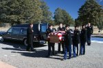 Pablo Gutierrez interred at Fort Bayard National Cemetery