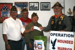 American Legion presentation