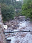 Flooding in Grant and Catron counties