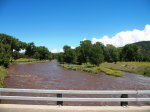Flood Effects on Gila National Forest Roads
