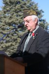 Veterans' Day 2013 celebrated at Fort Bayard National Cemetery