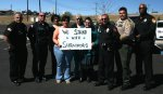 SASS Sexual Assault Awareness Month kickoff