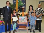 USDA names poster winner at Sixth Street School