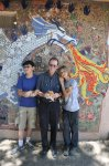 Dragon Mural Dedication Penny Park 062714