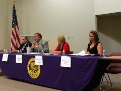 Candidate forum for state representative candidates 091316