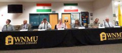 Grant County Commission candidate forum 082516