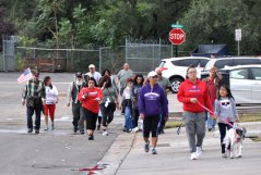 7th annual James H. Pirtle Walk for the Heroes took place 093017