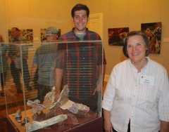 CLAY Festival Friday reception at Silver City Museum 072817