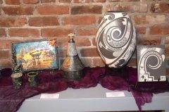 Clay Festival Gallery Walk 072817