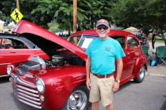 Copper Cruizers Car Club holds annual car show 081917