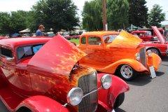 Copper Cruizers Car Club holds annual car show 081917
