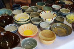 Empty Bowls 102817