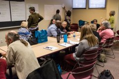 Grant County Community Foundation Conference 110217
