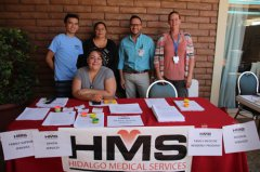 HMS celebrates National Health Center Day 081417