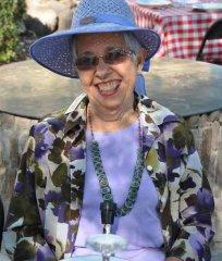 Hats in the Garden 100117