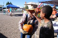 Hurley Pumpkin Patch 100717