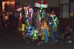 Lighted Christmas Parade 112517