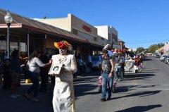 Monsoon Puppet Parade Dias de los Muertos 102916
