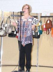 P.E.O. purse auction 102117
