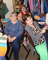 Southwest Women's Fiber Arts Collective two-day show 112417