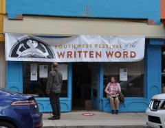 Southwest Festival of the Written Word Friday 092917