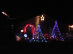 Tyrone features Christmas Lights 2017