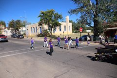 WNMU Homecoming Parade 2017