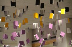 WNMU Miller Library introduces new art installation 082117
