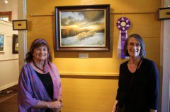 Grant County Art Guild Purchase Prize 091917