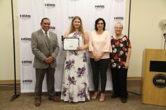 HMS gives out scholarships 2018
