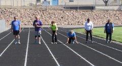 Copper Country Senior Olympics opening ceremonies 2018