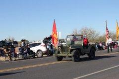 Local Marines take part in Iwo Jima ceremony in AZ 022418