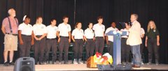 Americorps and YCC recognized at ceremony 070518