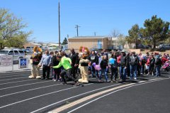 Silver City Autism Awareness Walk held 041418