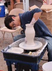Clay Festival Saturday events 072118