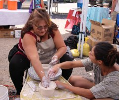 Clay Festival Saturday events 072118