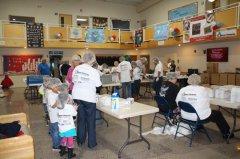 Calvary Chapel Feed the Need project 120718
